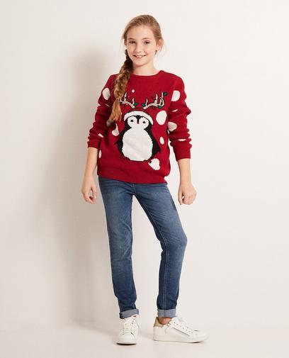 Weihnachtspullover, 7-14 Jahre
